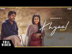Khyaal Song Lyrics
