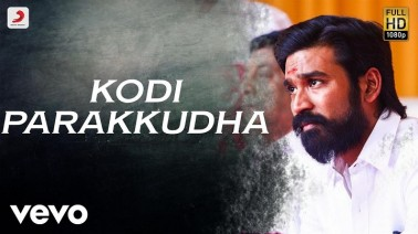 Kodi Parakkudha Song Lyrics