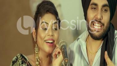 Laal Maruti Song Lyrics