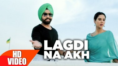 Lagdi Na Akh  Song Lyrics