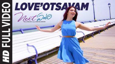 Love Otsavam Song Lyrics