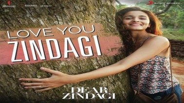 Love You Zindagi  Song Lyrics