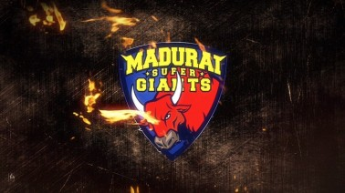 The Anthem Of Madurai Super Giants Lyrics