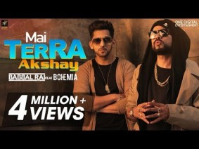 Mai Terra Akshay Song Lyrics