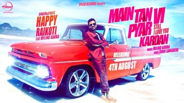 Main Tan Vi Pyar Kardan Song Lyrics