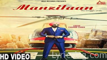 Manzilaan song Lyrics