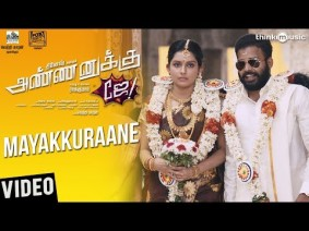 Mayakkuraane Song Lyrics