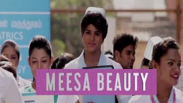 Meesa Beauty Song Lyrics