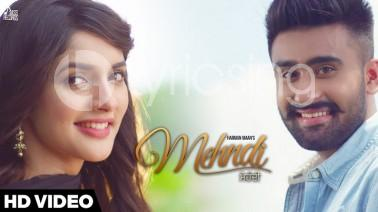 Mehndi Song Lyrics