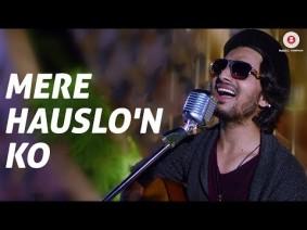 Mere Hauslon Ko Song Lyrics
