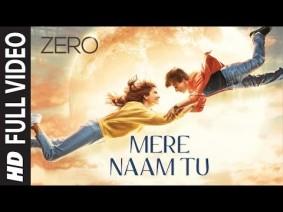 Mere Naam Tu Song Lyrics
