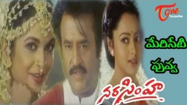 Meriseti Puvvaa Song Lyrics