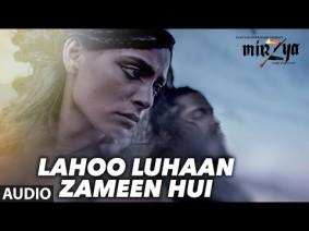 Lahoo Luhaan Zameen Song Lyrics