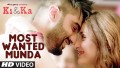 Most Wanted Munda Song Lyrics
