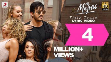Mr.Majnu Song Lyrics