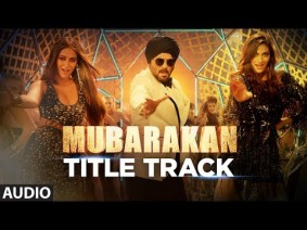 Mubarakan Lyrics Title Song