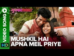 Mushkil Hai Apna Meil Priye Song lyrics
