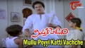 Mullu Poyyi Katti Vachche Song Lyrics
