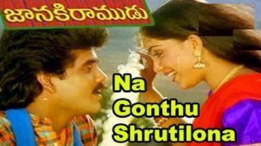 Na Gonthu Sruthilona Song Lyrics