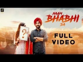 Naam Bhabhi Da Song Lyrics