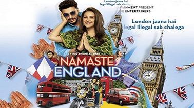 Namaste England songs lyrics
