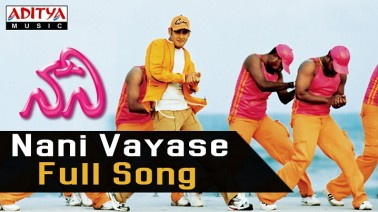Nani Vayase Song Lyrics