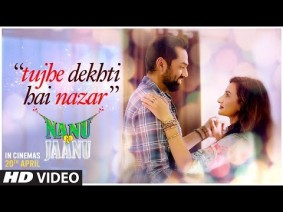 Tujhe Dekhti Hai Nazar Song Lyrics