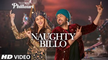 Naughty Billo Song Lyrics