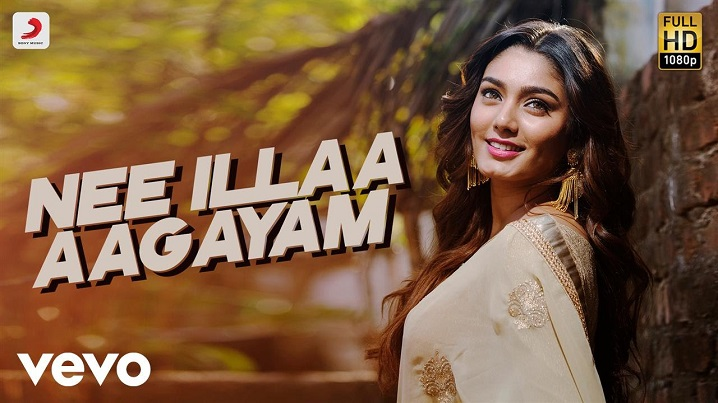 Nee Illaa Aagayam Song Lyrics
