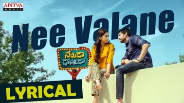 Nee Valane Song Lyrics