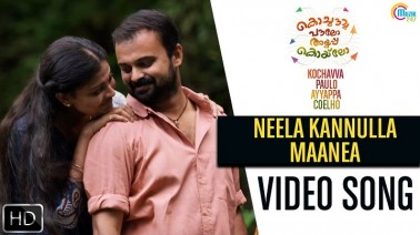 Neelakkannulla Maanea Song Lyrics