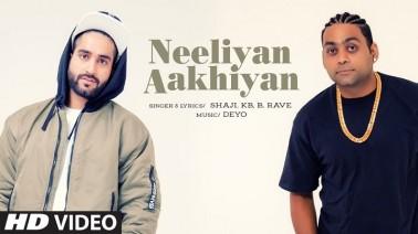 Neeliyan Aakhiyan Song Lyrics