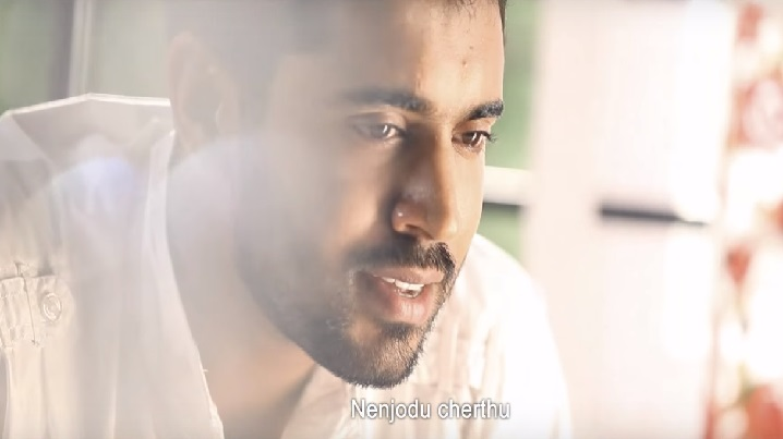 Nenjodu cherthu lyrics and voice youtube.