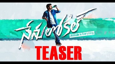 Nenu Local songs lyrics