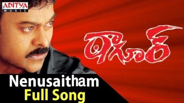 Nenu Saitam Song Lyrics