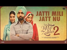 Jatti Mili Jatt Nu patang vargi Song Lyrics