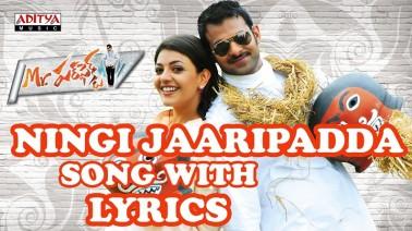 Ningi Jaaripadda Song Lyrics