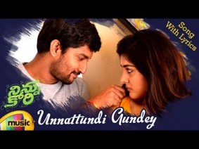 Unnattundi Gunde Song Lyrics