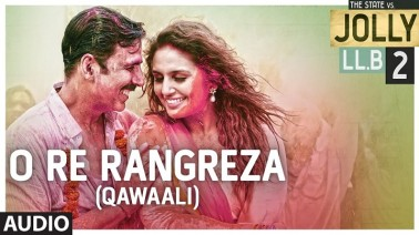 O Re Rangreza Song Lyrics