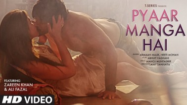 PYAAR MANGA HAI Lyrics