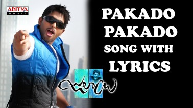 Pakado Pakado Song Lyrics