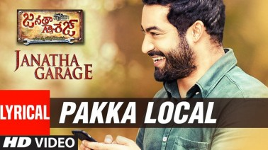 Pakka Local Song Lyrics