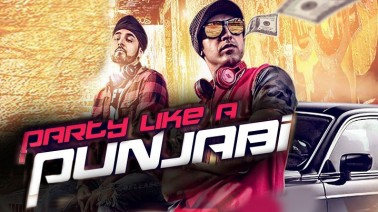 Party Like A Punjabi Song Lyrics