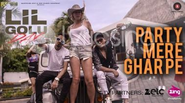 Party Mere Ghar Pe Lyrics
