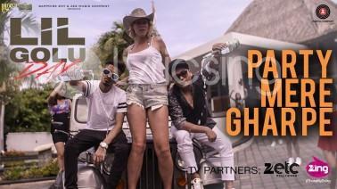 Party Mere Ghar Pe Song Lyrics