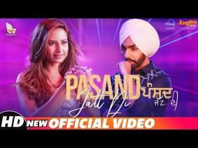 Pasand Jatt Di Song Lyrics