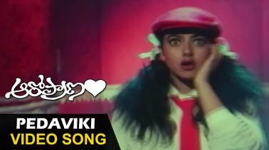 Pedaviki Pedavi Song Lyrics