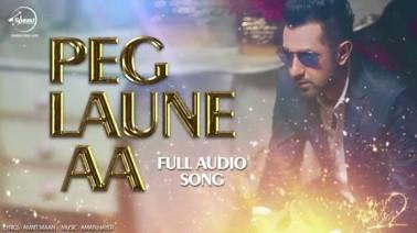 Peg Laune Aa Song Lyrics