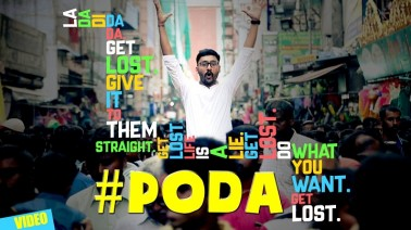 Poda Song Lyrics