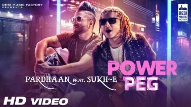 Power Peg Song Lyrics